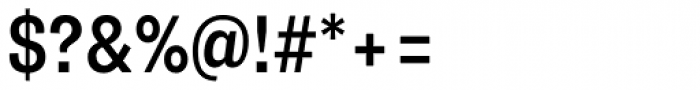 Supria Sans Cond Medium Font OTHER CHARS