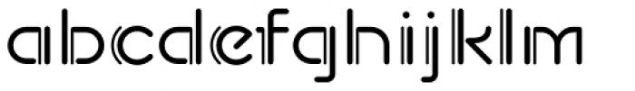 Surprise Pro Font LOWERCASE