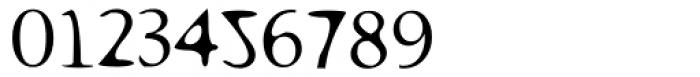 Surrogate-Regular Font OTHER CHARS