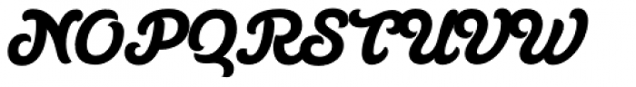Susa Heavy Font UPPERCASE
