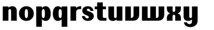 Susie Bold Font LOWERCASE
