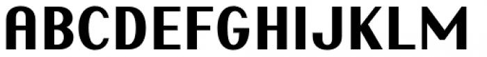 Susie Regular Font UPPERCASE