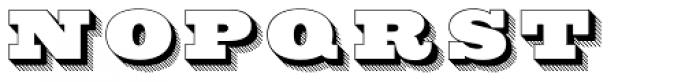 Sutro Deluxe Primary Font UPPERCASE