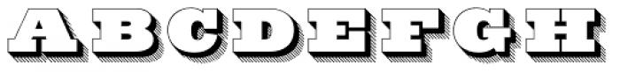 Sutro Deluxe Primary Font LOWERCASE