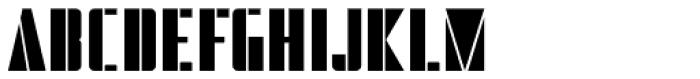 Sutton Place JNL Font UPPERCASE