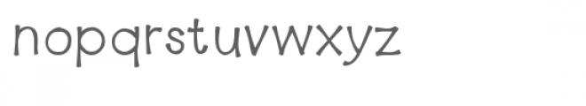 summertime font Font LOWERCASE