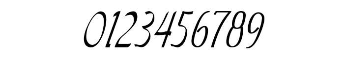 Sundowner-CondensedItalic Font OTHER CHARS