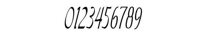 Sundowner-ExtracondensedItalic Font OTHER CHARS