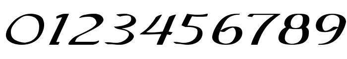 Sundowner-ExtraexpandedBold Font OTHER CHARS