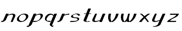 Sundowner-ExtraexpandedBold Font LOWERCASE