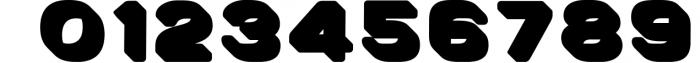 SVG color font - Arco 5 Font OTHER CHARS