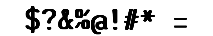 SV Basic Manual Bold Font OTHER CHARS