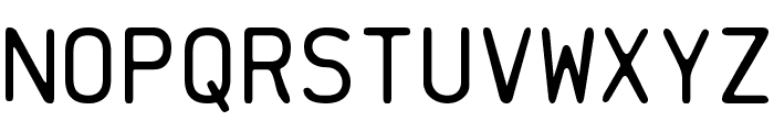 SV Basic Manual Font UPPERCASE