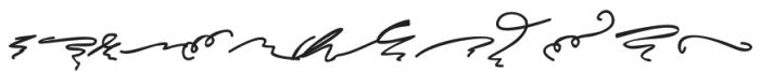 Swashes Amirra Script otf (400) Font LOWERCASE