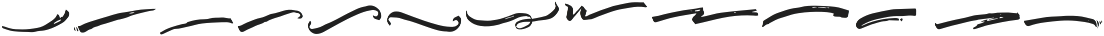 Swashes Briele ttf (400) Font LOWERCASE