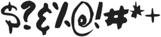 Swashling ttf (400) Font OTHER CHARS