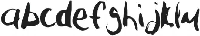 Swashling ttf (400) Font LOWERCASE