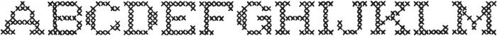 Sweater Slab Serif otf (400) Font UPPERCASE