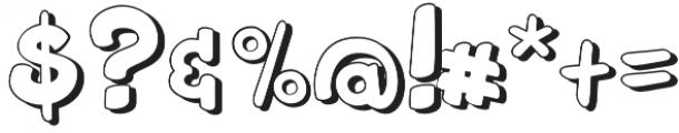 Sweeneey otf (400) Font OTHER CHARS