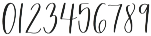 Sweet Carolina Script otf (400) Font OTHER CHARS