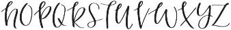 Sweet Carolina Script otf (400) Font UPPERCASE