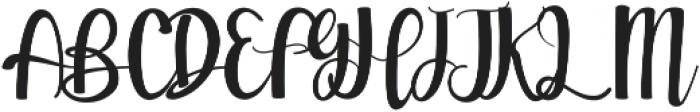 Sweet Girls otf (400) Font UPPERCASE