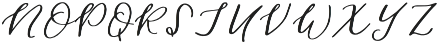 Sweet Jasmine (null) otf (400) Font UPPERCASE