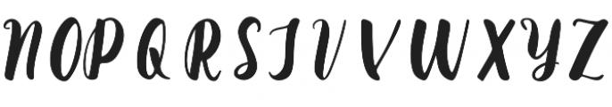 Sweet Melissa Script otf (400) Font UPPERCASE