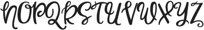 Sweet Nothings Script otf (100) Font UPPERCASE