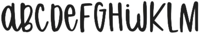 Sweet Slice otf (400) Font UPPERCASE