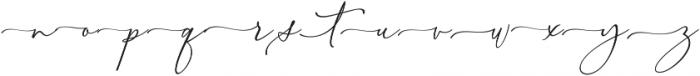 Sweet Waves Swashes Regular ttf (400) Font UPPERCASE
