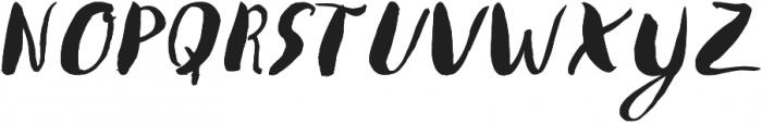 Sweet otf (400) Font UPPERCASE