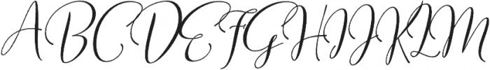 Sweitenia Rough Slanted ttf (400) Font UPPERCASE