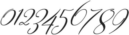 Sweitenia Slant ttf (400) Font OTHER CHARS