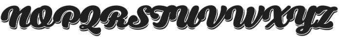 Swiftel Shadow otf (400) Font UPPERCASE