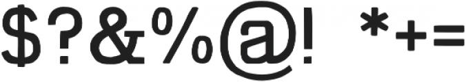 Swindale Regular otf (400) Font OTHER CHARS