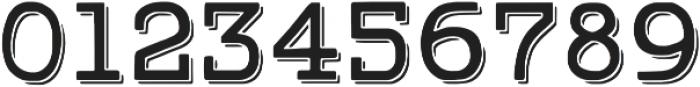 Swindale Sh Regular otf (400) Font OTHER CHARS