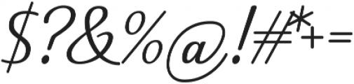Swindon otf (400) Font OTHER CHARS