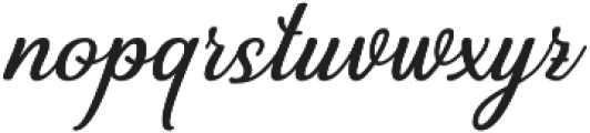 Swindon otf (400) Font LOWERCASE