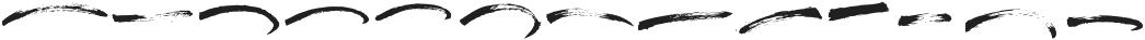 swash brush otf (400) Font LOWERCASE