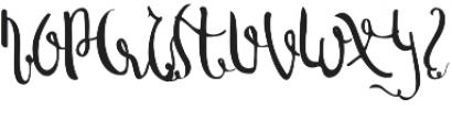 sweet memory 1 Regular otf (400) Font UPPERCASE