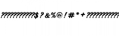 Sweet Ink Calligraphy Font Elegant Lettering Font OTHER CHARS