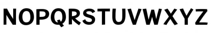 Sweater School Bold Font UPPERCASE