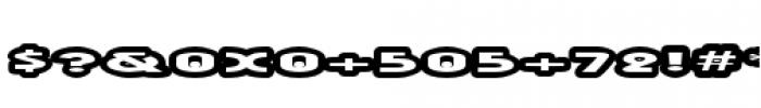 Swinkydad Font OTHER CHARS