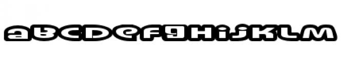 Swinkydad Font LOWERCASE