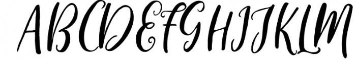 Sweet Cleverda Font UPPERCASE