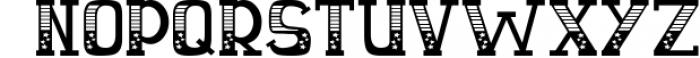 Sweet Liberty - An All-Caps Patriotic Font Duo 1 Font UPPERCASE