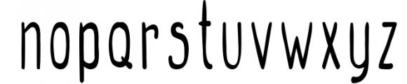 Sweetness Marshmallow - Font Duo Font LOWERCASE