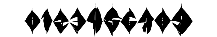 SWSleep Font OTHER CHARS