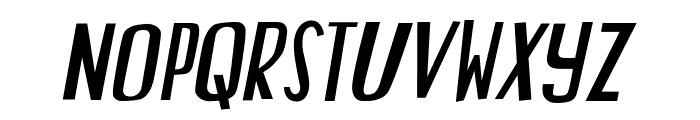 Swallow Falls Italic Font LOWERCASE